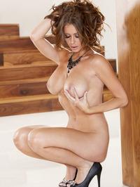 Emily Addison Satisfy Her Aroused Body 13