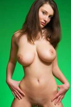 Naked Busty Teen