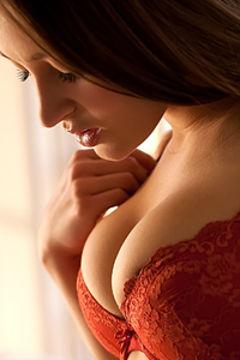 Dani Daniels sexy boobs