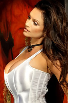 Denise Milani Sexy Corset