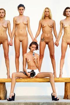 Hegre Art babes nude poses