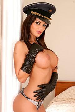 Angelika Black Captain Slut