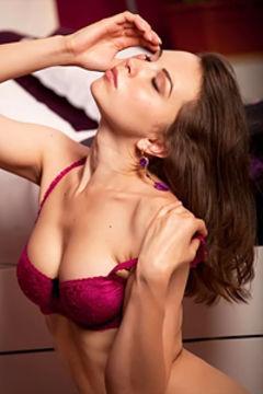 Anita pink lingerie