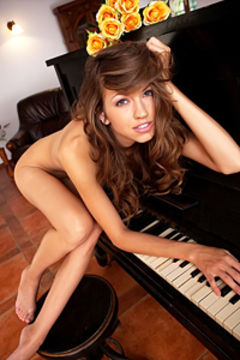Eufrat With A Piano