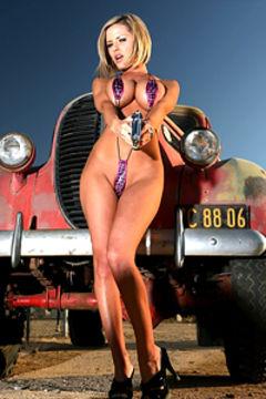 Action Girls Babe Jenny P