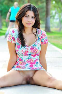 Eliana via FTV Girls