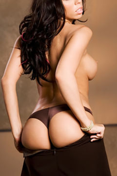 Rachel striptease