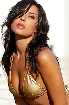 Gorgeous Annalisa Greco