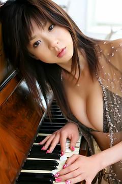 Japanese Girl Aki Hoshino