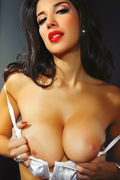 Andrea Rincon Naked In Playboy