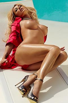 Cora Schumacher Via Playboy