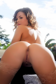 Keisha Grey Relaxes