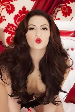Cassie Laine At Playboy