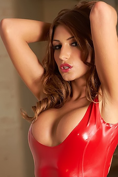 Jenny In Latex