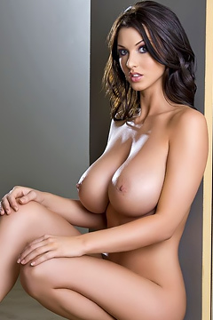 Glamour Model Alice Goodwin