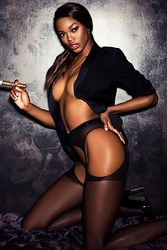 Playboy Babe Eugena Washington
