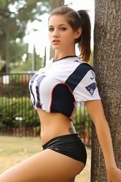 Stella Xo Football Babe