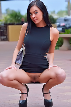 Marley Brinx Panty Free Evening