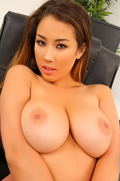 Busty Secretary Sarah Turner