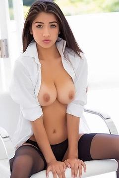 Latina Babe Megan Salinas