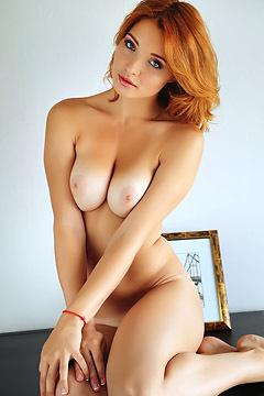 Redhead Angel Kika