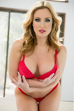 Angela Sommers Red Dream