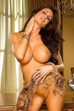 Busty Playboy Babe Megan Voss