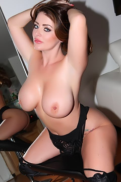 Sophie Dee Boots And Boobs
