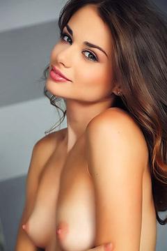 Glamour Brunette Loretta A