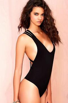 Bikini Show With Marina Nery