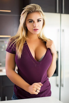 Tahlia Paris Sweet Kitchen Titties