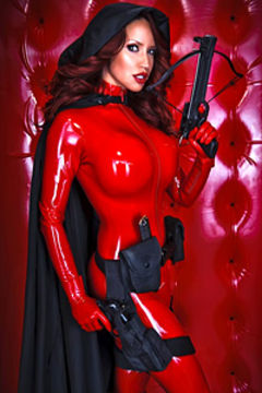 Bianca Beauchamp crimson