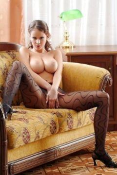 Hot pantyhose