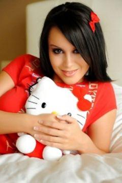 Bryci Loves Hello Kitty