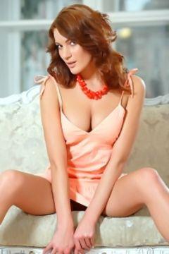 Yanika pretty in pink
