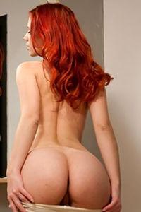 Redhead Beauty Ariel