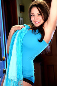 Miriam Gonzalez Busty Shoot