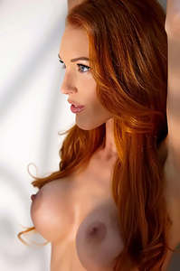 Jenny Blighe Redhead Pornstar
