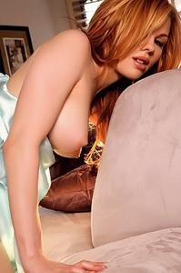 Jayme Langford Redhead Hottie