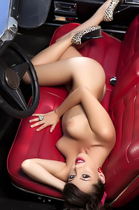 Hot Playmate Rides