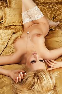 Giulia Cobez In Playboy Slovenia