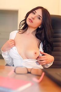 Hot Office Girl