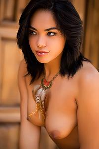 Exotic Selena Santana