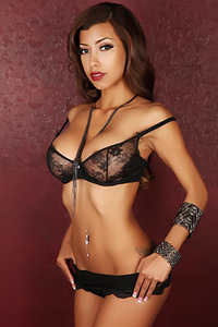 Stunning Babe Jenna C