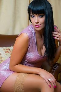 Sammie Jo Pink Dress