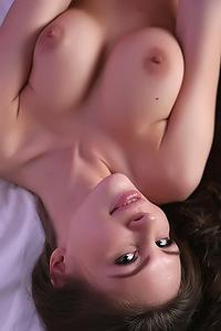 Busty Nude Goddess Galina A