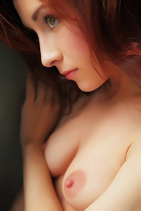 Sexy Redhead Babe Night