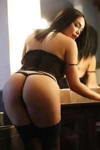 Hot Latina Santana