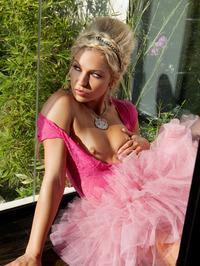 Lena Nicole Poses In Sexy Stockings 03