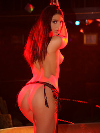 Natalie Is A Stripper Babe 15